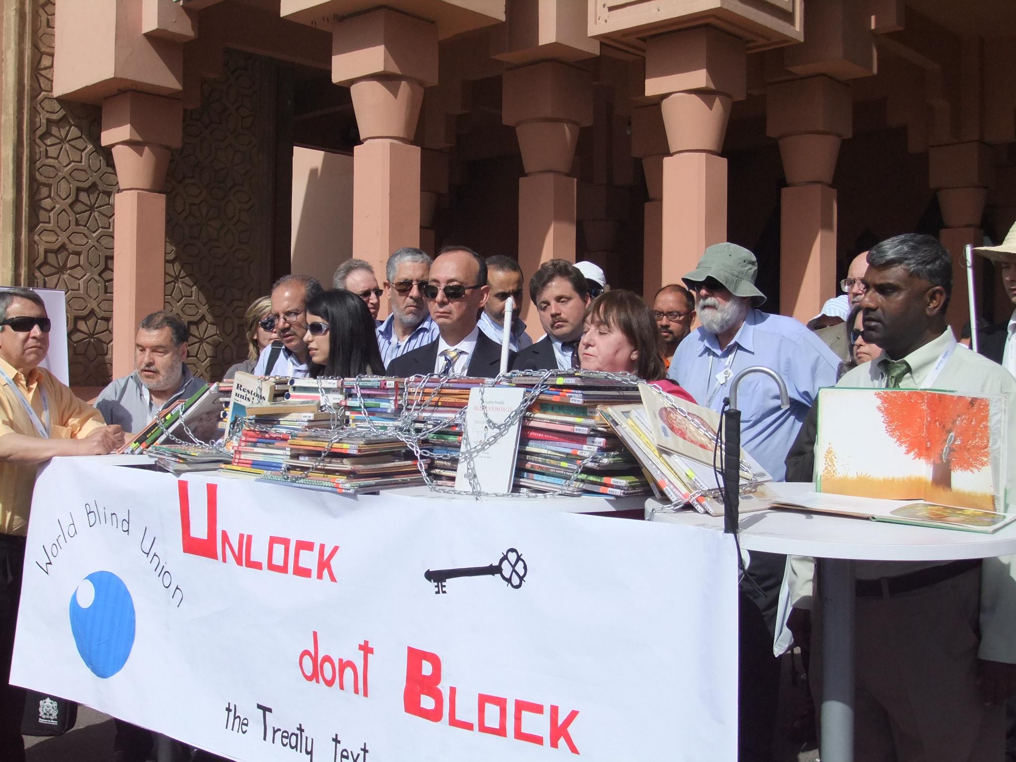 Mesa de Trabajo por la Ratificación e Implementación del Tratado de Marrakech