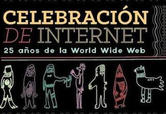 celebración de internet