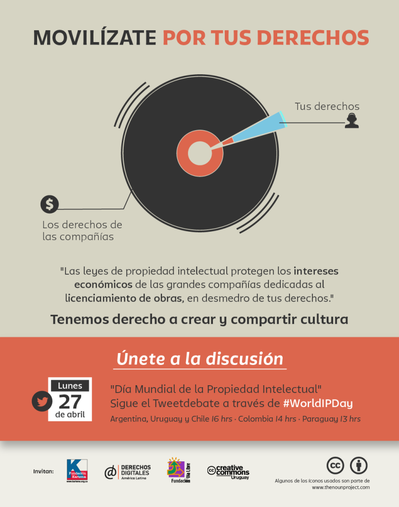 Tweetdebate: ¡movilízate por tus derechos!
