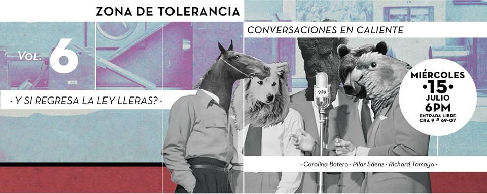 Conversatorio ¿Y si regresa la ley Lleras?