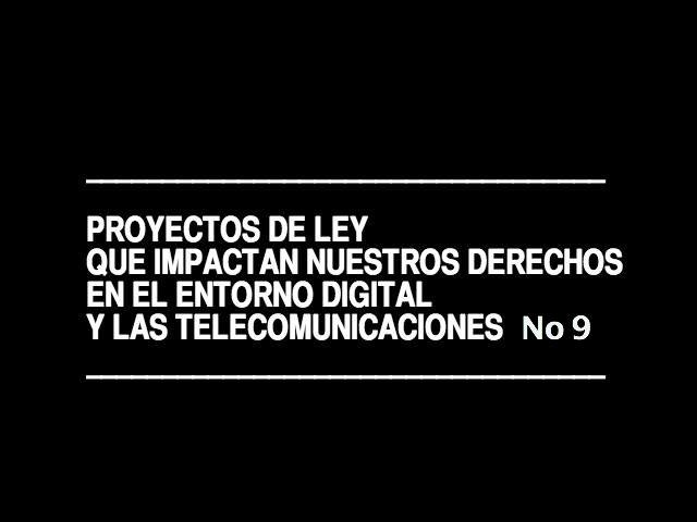 proyectos de ley web 9